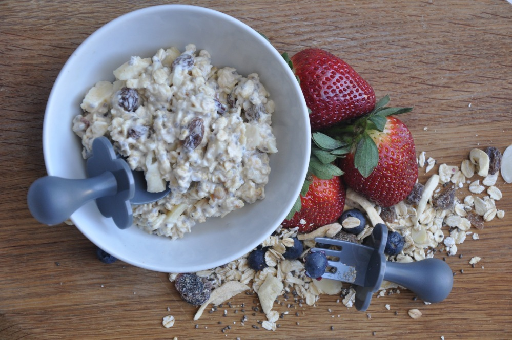 Bircher Muesli Recipe - Bourke St baby